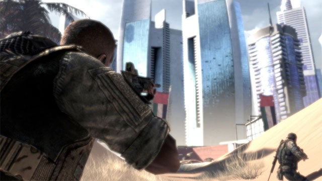 Spec Ops: The Line Delayed Again, Won't Make 2011