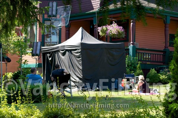 Once Upon a Time - Set Photos