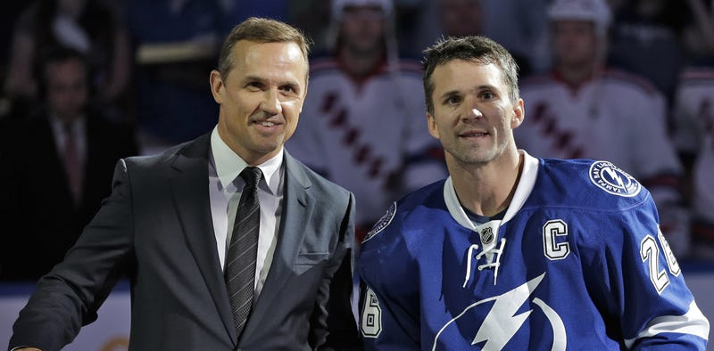 Martin St. Louis Tantrums His Way Out Of Tampa