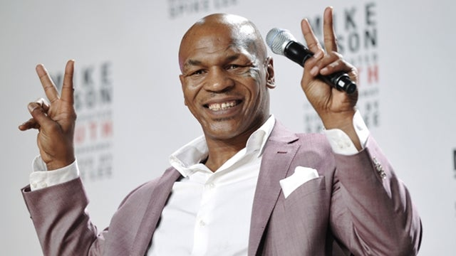 Mike Tyson Brings His 'Truth' to Broadway