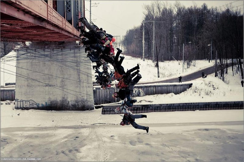 Rope Jumping: The Latest Russian Suicide Sport