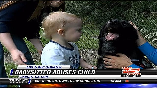 Babysitter's Abuse Uncovered Thanks to Family Dog