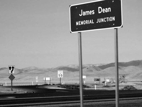 James Dean Still Dead, But Highway He Died On To Become Safer
