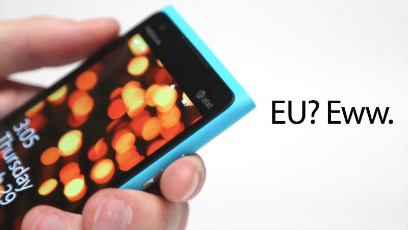 European Carriers: Lumia Can't Compete With iPhone and Android