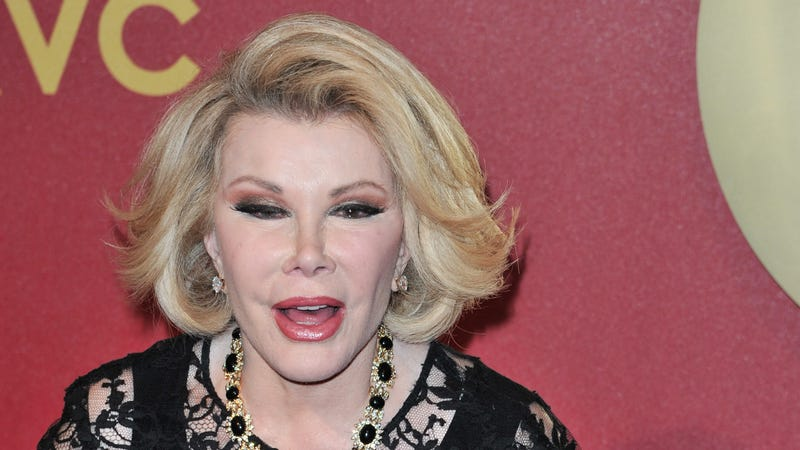 Joan Rivers Hung Out with Eliot Spitzer But He Missed It