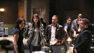 See Lucy Lawless in Action in the First Two Minutes of <em>Agents of SHIELD</em>