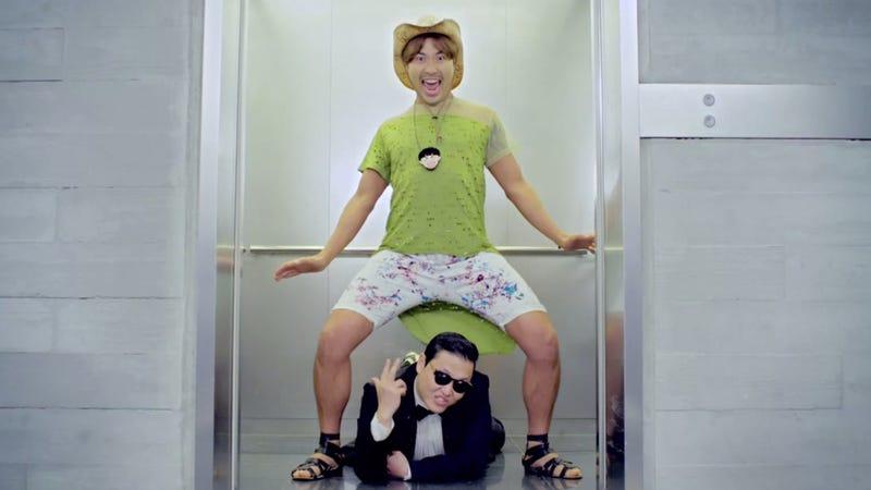 """PSY's Follow-Up to """"Gangnam Style"""" Leaks Online"""