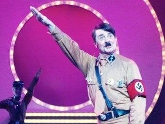 Knock-Knock, It's Your Friendly Neighborhood Nazi