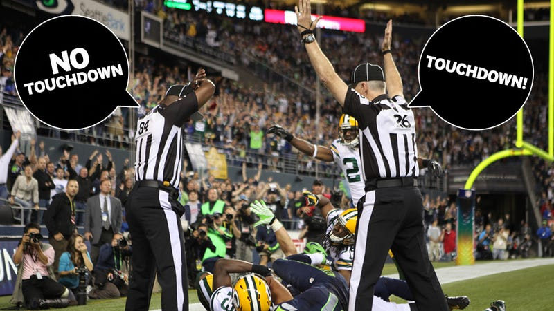 The Non Sports Fan's Guide to the NFL's Replacement Referee Fiasco and Green Bay's Stolen Game