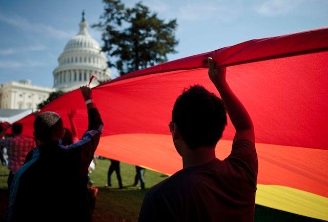 Gay Men Rule Democratic Fundraising