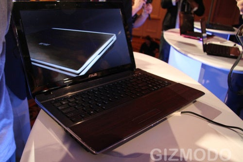 The Bamboo Asus Laptop Lives: Meet the U53