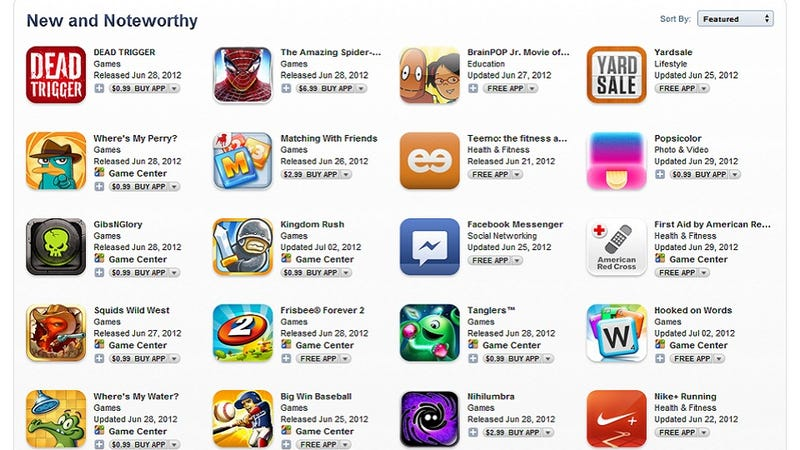 Why Do So Many Bogus Video Games Make It To The iTunes Store? Dicks.
