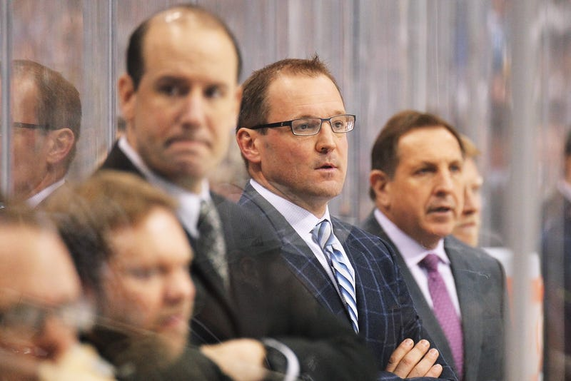 Dan Bylsma Was Doomed By His Roster, Not His Coaching