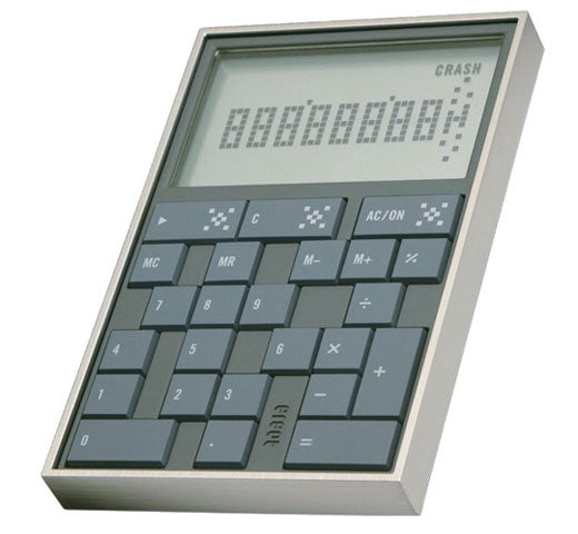 Takumi Crash Calculator Is Life in a Plastic Box