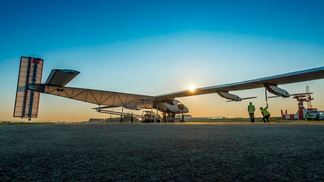 Solar Impulse 2 Completes Successful First Flight