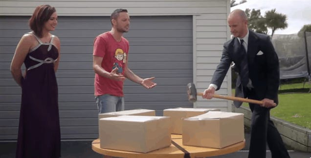 PS4 Smashing Prank Goes Horribly Wrong (In The Best Way Possible)