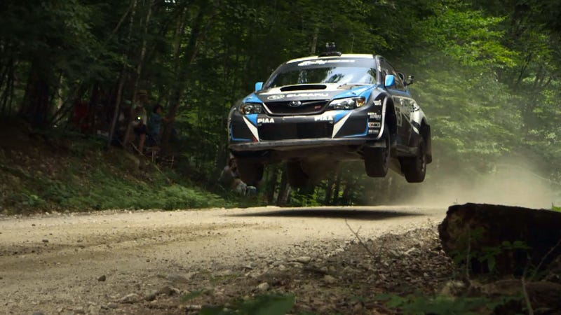 Launch Control: New England Forest Rally and GRC NYC!