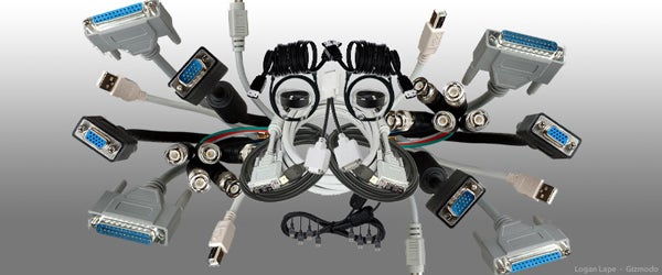 Giz Explains: An Illustrated Guide to Every Stupid Cable You Need