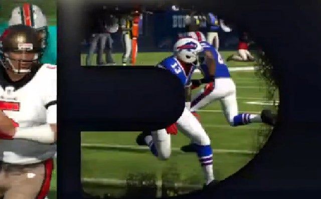 Madden 12 Promo Video Spoils the Bills' New Uniform Surprise