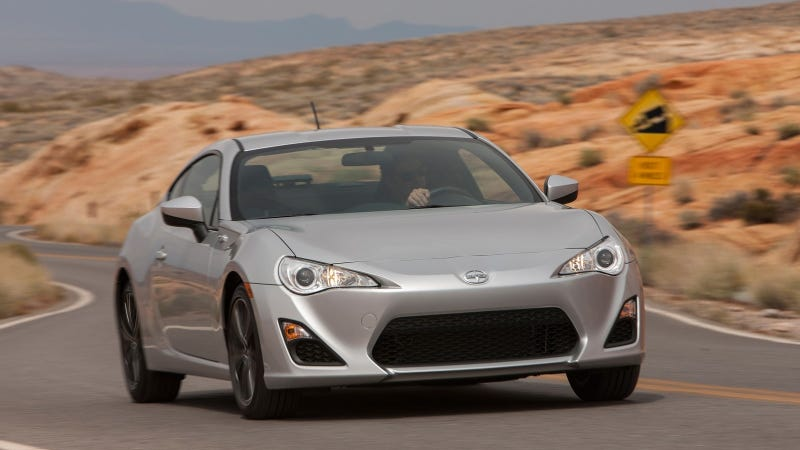 Toyota Wants A Sports Car Even Smaller Than The FR-S And A New Supra