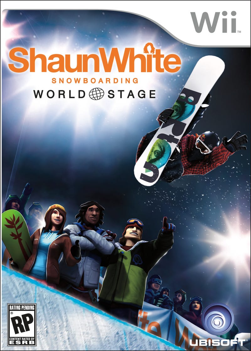 Shaun White Snowboarding World Stage Preview: Snow In Summer
