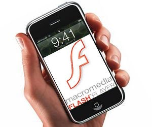Adobe, ARM Teaming Up to Optimize Flash on Mobile Devices