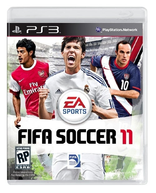 Landon Donovan Gets America's FIFA Cover