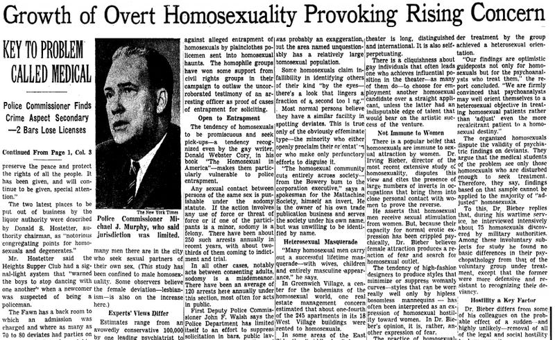 The case for gay marriage -- made inadvertently 50 years ago!