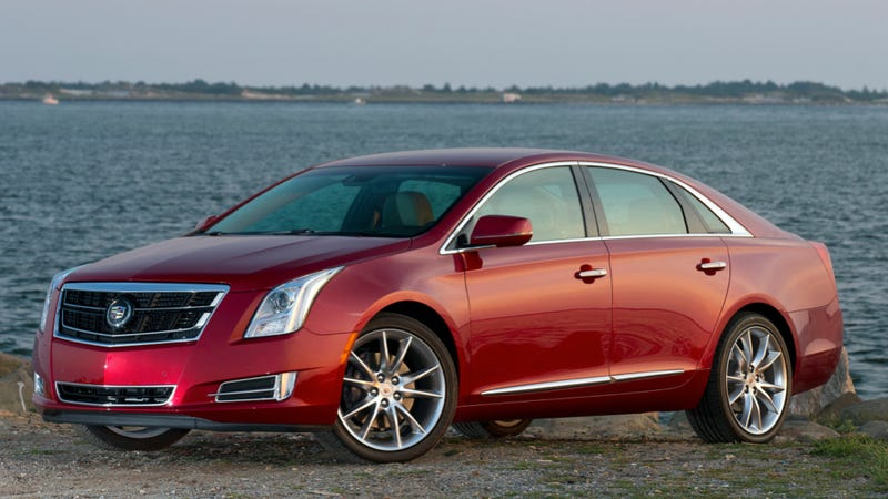 Cadillac Positions Itself As The Performance Luxury Brand