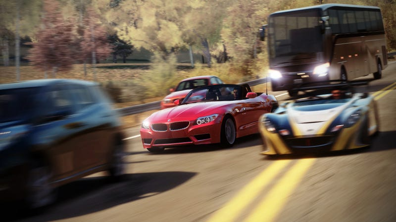 Forza Horizon Takes Racing Simulations To The Open Road World