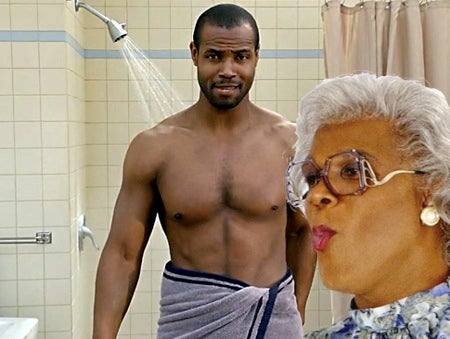 Tyler Perry Would Like to See More of That Shirtless Man, Please