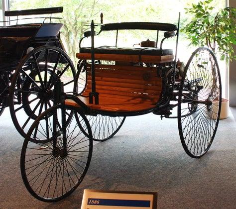 Motorwagen and Ramen