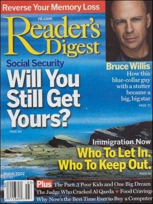 Rumor: Layoffs at Reader's Digest (Updated)