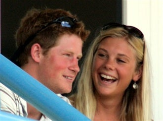 Prince Harry Gets Royally Dumped