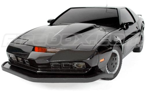 Even The Knight Rider R/C Car Has Turbo Boost