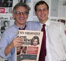Peter Kaplan vs. Jared Kushner