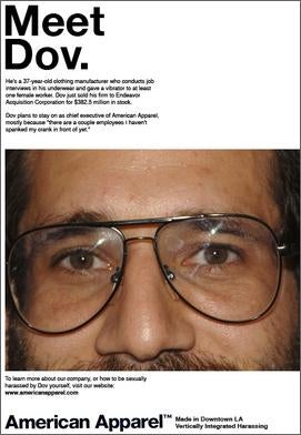 Dov Charney's Choate Report Cards: Real