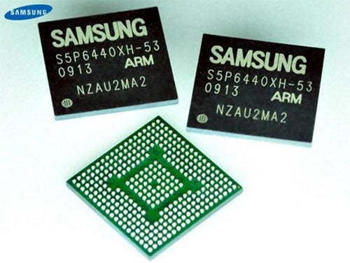 Samsung Orion Mobile Processor Handles 1080p Like a Star