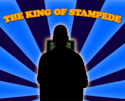 The King of Stampede
