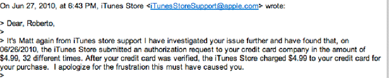 You Should Check Your iTunes Account (UPDATED)