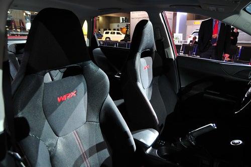 Gallery: 2011 Subaru WRX