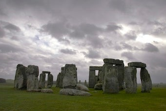 Archeologists Discover Sister Site To Stonehenge