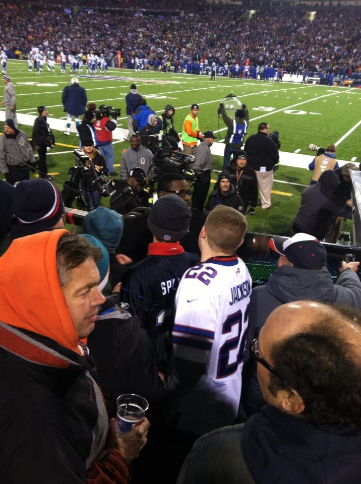 Did Michael Irvin Confront A Heckler At Last Night's Game? [UPDATE: He Did Not]