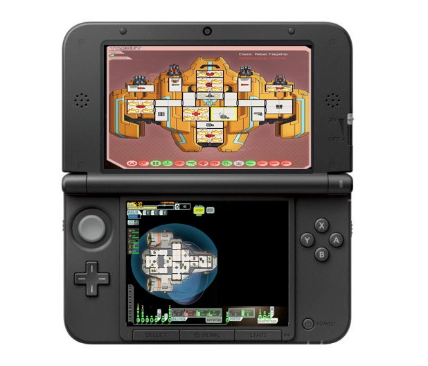 FTL On The 3DS Would Be A-M-A-Z-I-N-G