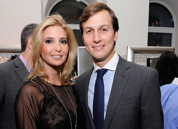 Ivanka Trump and Jared Kushner Are Expecting