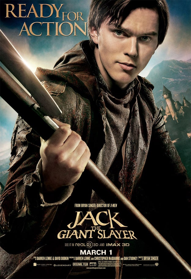 Jack the Giantslayer Posters