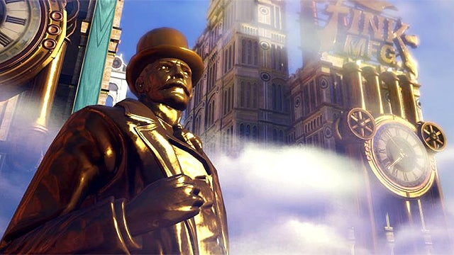 Jazz, Teddy Roosevelt, and Jumping Off the Edge: What Makes BioShock Infinite Tick
