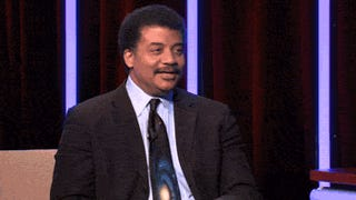 Neil deGrasse Tyson admits it was creepy to discover he was a meme