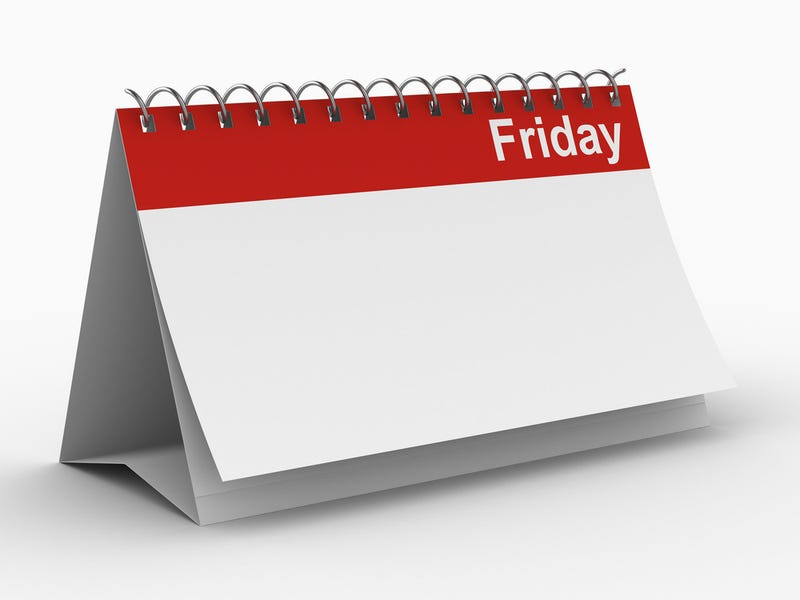 "Challenge Yourself This Month with ""Email Fridays"""