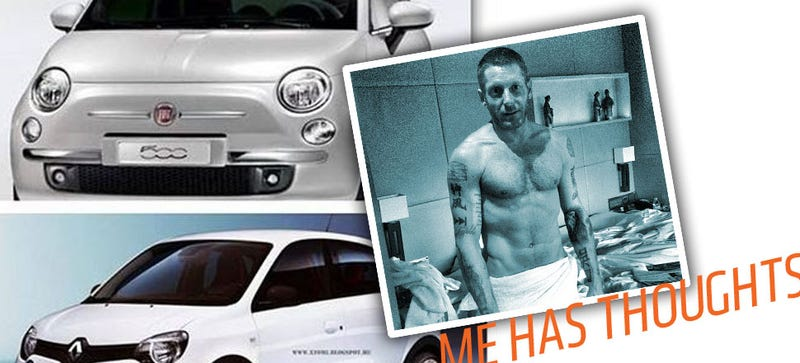 Fiat-Family Playboy Disses New Renault Twingo As A Copycat